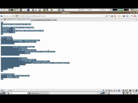 Najjedoduchší AJAX príklad v Nette Framework