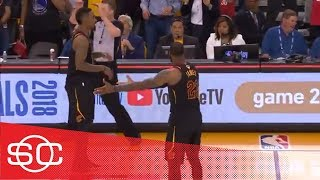 NBA Countdown calls out JR Smith: He was 'unprofessional' for his 'negligence' | SportsCenter | ESPN