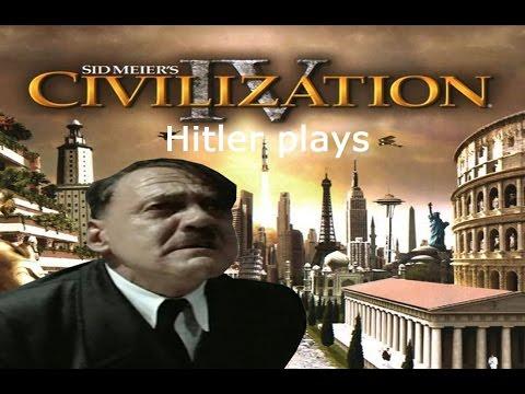 Hitler plays Civilization IV: (1)