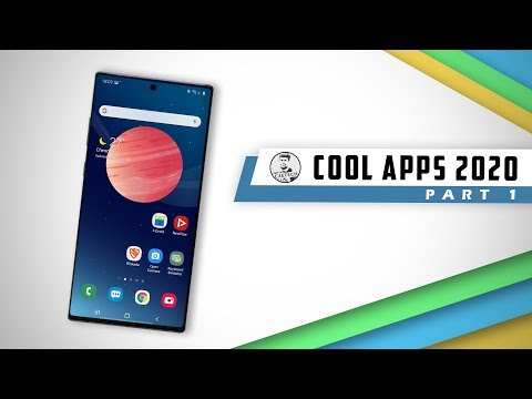 10 Cool Apps To Use In 2020! (Part 1/2)