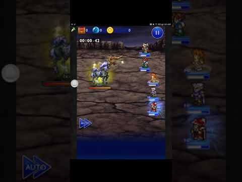[FFRK] Ixion With Bartz And Ingus Sub 30