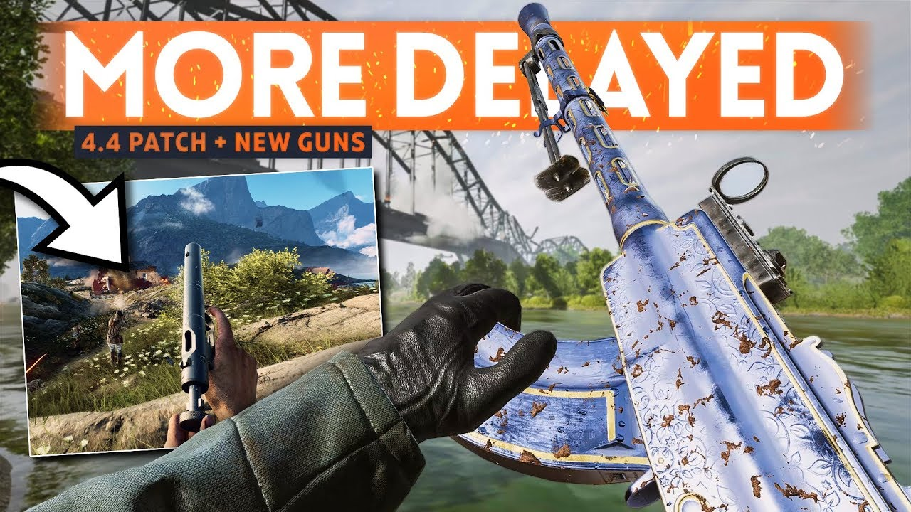 Battlefield 5 patch provides two new maps, new weapons, will
