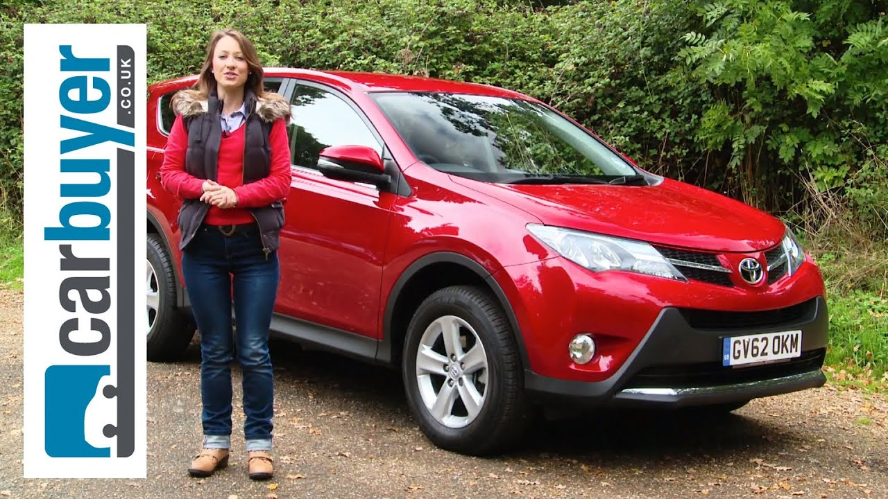 Captivating Toyota RAV4 SUV 2013 Review   CarBuyer   YouTube