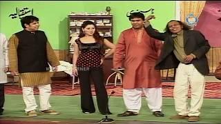 Naseem Vicky and Amanullah Stage Drama Choo Mantar Full Comedy Clip