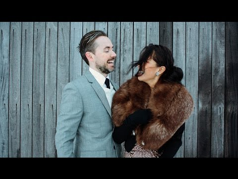 "Mike & Kim Get Married in Iceland - ""For the Love of the North"" Video"