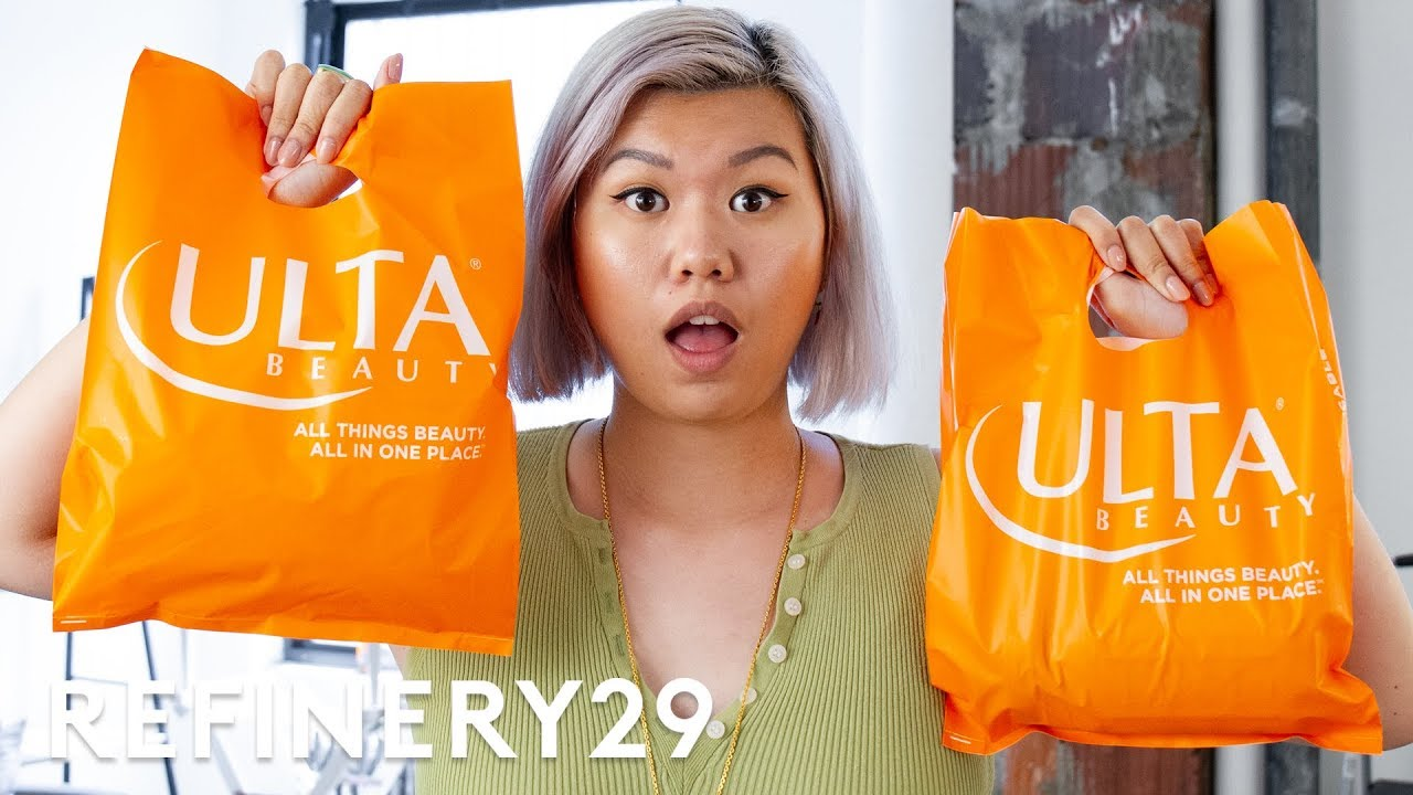 I Tried Ulta S Best Selling Makeup Beauty With Mi Refinery29