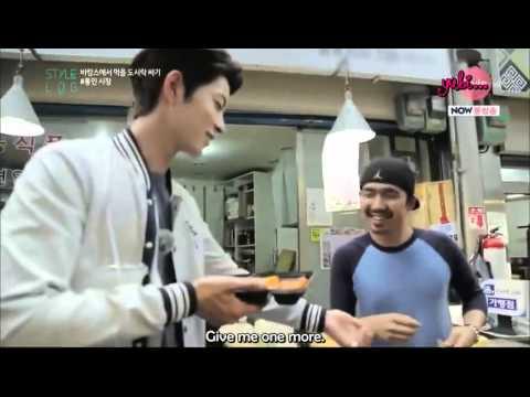 Poor 홍종현's Manager Hyung ~ bullied by Kiddo Hong Jjong ~ [ haha cute bullies tho] ~ XD