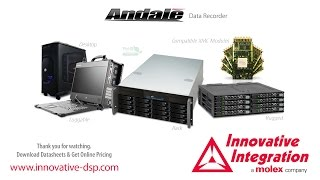 Innovative Integration Andale Data Recorder Introduction