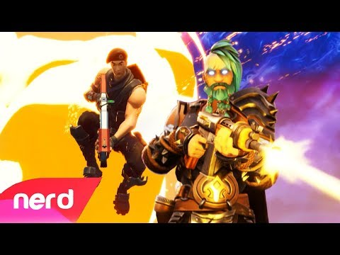 Fortnite Song | Fight For Your Life ft. Halocene | (Fortnite Season 5) #NerdOut [Prod. by Boston]