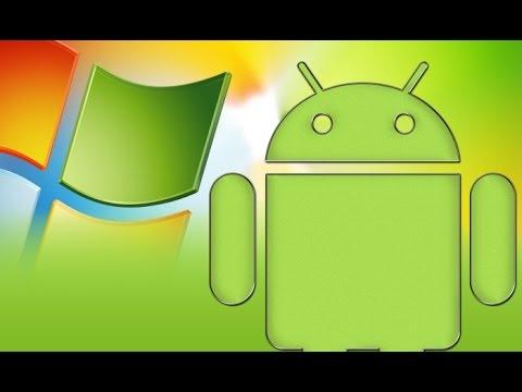как запустить windows программы на андроид