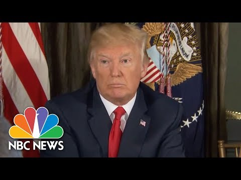 Donald Trump: North Korea 'Will Be Met With Fire And Fury' | NBC News
