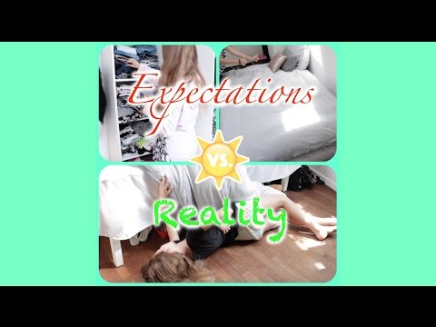 MIN MORGEN ROUTINE - Expectations vs. Reality