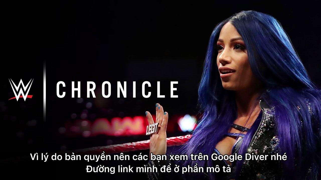 [VIETSUB] Sasha Banks - Hậu truyện rời bỏ WWE - Phần 1/4