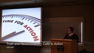 Julie Truth and Reconciliation   Calls to Action