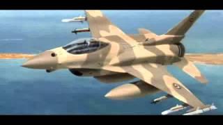 Samoloty i śmigłowce wojskowe