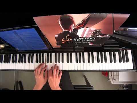 Leila Fletcher Adult Piano Course Book 1 No.13 Waltz Song (P.20) - 동영상