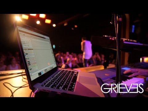 Artist Feature: Grieves on Stage