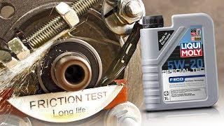 Liqui Moly Special Tec F Eco 5W20 Jak skutecznie olej chroni silnik?