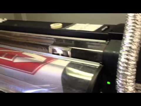 """For Sale. HP DesignJet 9000 Large Format 64"""" Inkjet Printers. For Sale."""