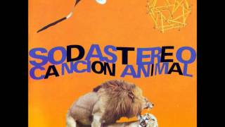 Soda Stereo 1990 Album Canción Animal 1990 HD