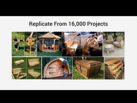 woodwork-plans