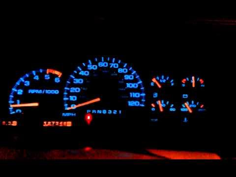 2000 cadillac escalade engine light on