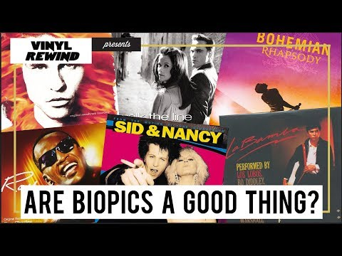 Are Music BioPics A Good Thing? | Vinyl Rewind