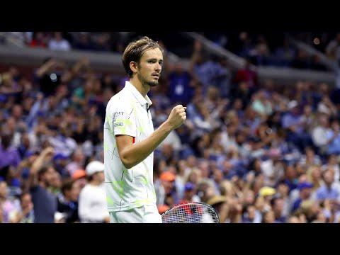 Daniil Medvedev | US Open 2019 | Top 5 Points