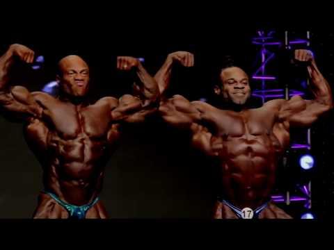Who do you like best? Kai Greene or Phil Heath?