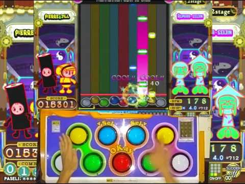 [ポップン]Lv47 ターバン/manhattan sports club EX