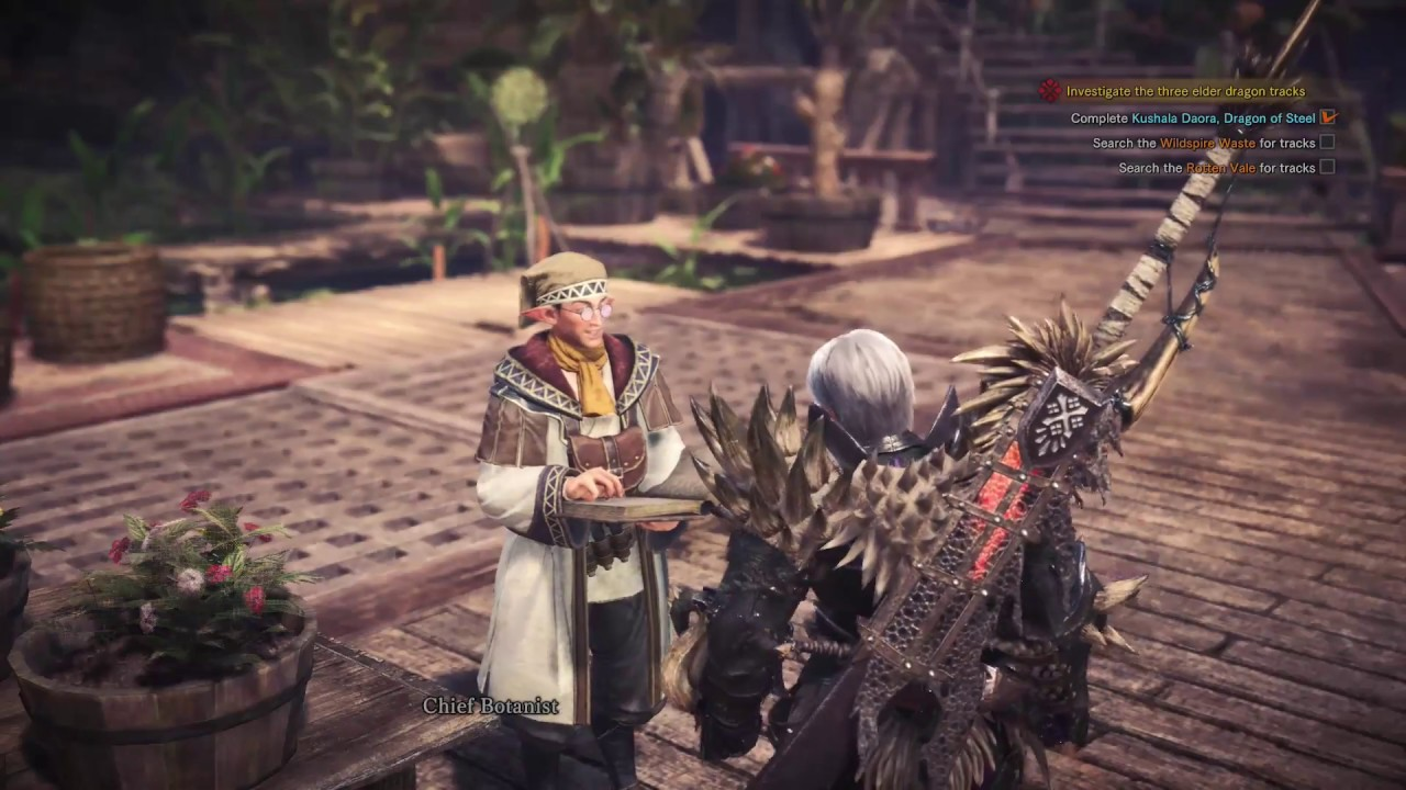 monster hunter world how to build camps
