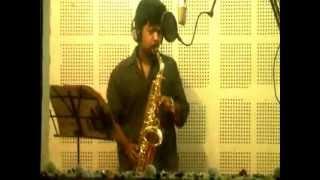 Badan pe Sitare on Saxophone