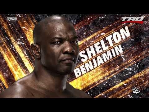 WWE: Shelton Benjamin  Ain't No Stoppin' Me V3   Theme Song 2018