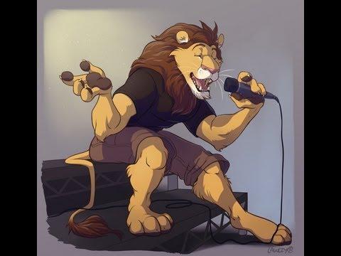 art sex Lion furry