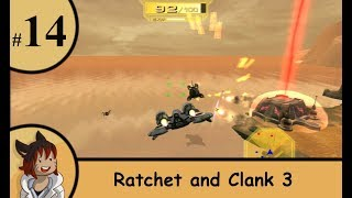 Ratchet and Clank 3 part 14 The battle for Kavu island