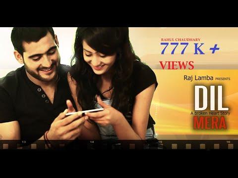 Dil Mera Official Song | the ring | Rahul Chaudhari | Pro Kabbadi Star | by Raj Lamba