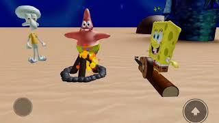 Spongebob campfire song ROBLOX