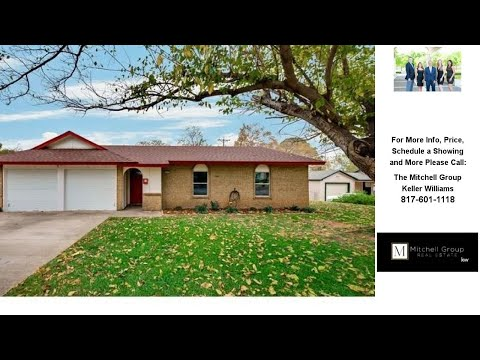 804 N Lucas Drive, Grapevine, TX Presented by The Mitchell Group.