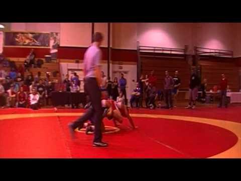 2014 Guelph Open: 57 kg Bronze Brian Cowan vs. Steven Takahashi