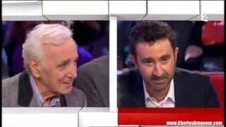 Charles Aznavour & Mathieu Madenian - Vivement Dimanche 11-2013