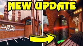 🔴 Roblox Jailbreak NEW ROBBERY UPDATE OUT NOW!! | NOUVEAU JET SKI! NUKES CONFIRMED! Nouvelle mise à jour en direct