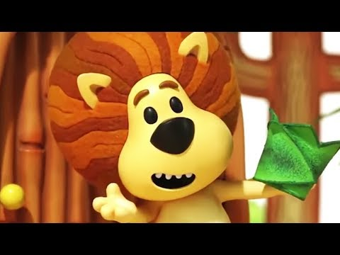 Raa Raa The Noisy Lion | Kings and Queens of the Jungle | English Full Episodes | Cartoon For Kids 🦁