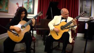 Yalil Guerra: The Freedom Eagle. Performed by the Bona Fide Duo.