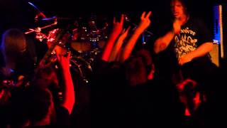Cannibal Corpse-Make Them Suffer live @ El Corazon Seattle WA 5/19/2013