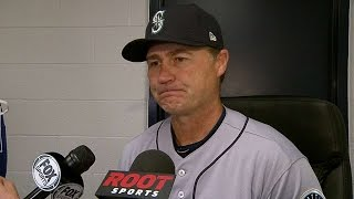 SEA@CLE: Servais on 4-3 loss to Cleveland