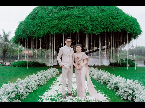 Orn & Jiew Thai Wedding Ceremony At Suan Sampran 04.11.2019 By WatcharaPhoto
