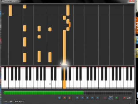 New Kal Ho Na Ho ( Heart Beat ) Piano Tutorial for Both Hands