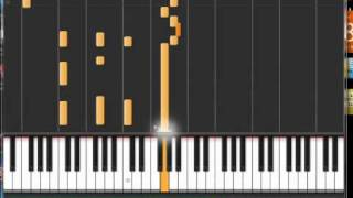 Gambar cover New Kal Ho Na Ho ( Heart Beat ) Piano Tutorial for Both Hands