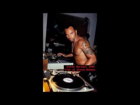 DAVID MORALES LIVE AT CREAM 1995