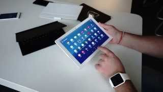 Sony Xperia Z4 Tablet - первый взгляд